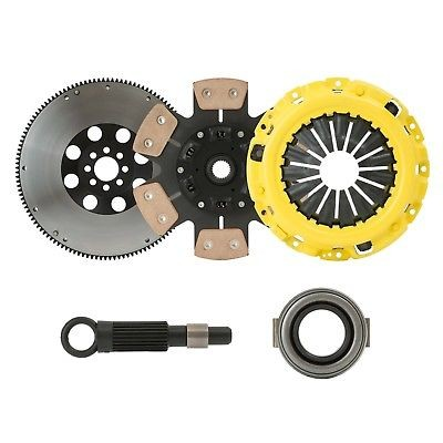 CLUTCHXPERTS STAGE 3 CLUTCH+FLYWHEEL KIT fits 2000-2003 HONNDA S2000 2.0L F20C