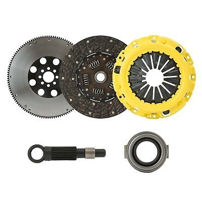 CLUTCHXPERTS STAGE 1 CLUTCH+FLYWHEEL KIT 1990-1991 ACURA INTEGRA 1.8L RS MODEL