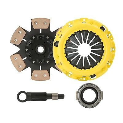 CLUTCHXPERTS STAGE 4 SPRUNG CLUTCH KIT fits 1994-2004 FORD MUSTANG 3.8L V6 2DR