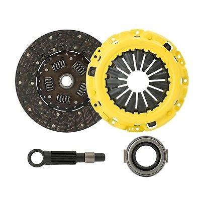 STAGE 2 EXTENDED LIFE CLUTCH KIT for 1990-1991 HONDA CIVIC CRX D15 1.5L D16 1.6L