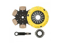 STAGE 4 SOLID RACING CLUTCH KIT fits 1990-1991 HONDA CIVIC CRX by CLUTCHXPERTS
