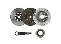 CLUTCHXPERTS OE CLUTCH+CHROMOLY FLYWHEEL KIT fits 1997-2008 TIBURON ELANTRA 2.0L