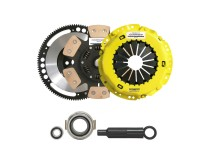 CLUTCHXPERTS STAGE 5 SOLID RACING CLUTCH+FLYWHEEL Fits 1995 VW CORRADO 2.8L V6