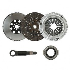 CLUTCHXPERTS OE CLUTCH+FLYWHEEL 5/92-99 MITSUBISHI ECLIPSE GSX TURBO AWD 7 BOLT