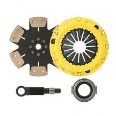CLUTCHXPERTS STAGE 5 RACE CLUTCH KIT fits 1990-1991 ACURA INTEGRA 1.8L Y1 S1